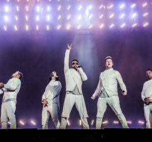 [REVIEW] Backstreet Boys em Uberlândia