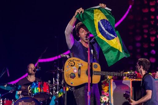 [REVIEW] Coldplay no Rio de Janeiro