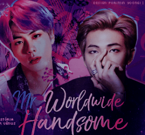 Mr. Worldwide Handsome