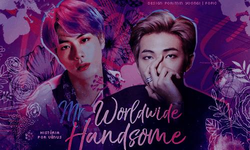 Mr. Worldwide Handsome