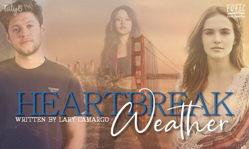 Albumfic: Heartbreak Weather