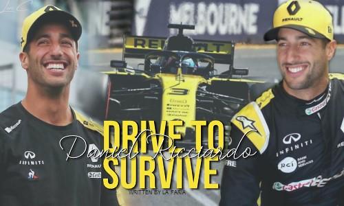 Drive to Survive – Daniel Ricciardo