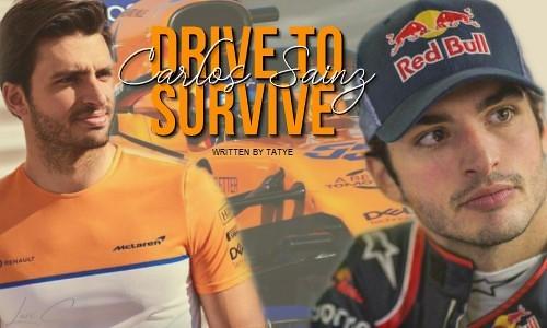 Drive to Survive – Carlos Sainz