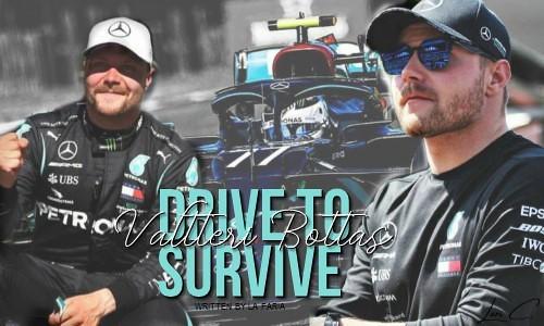 Drive to Survive – Valtteri Bottas