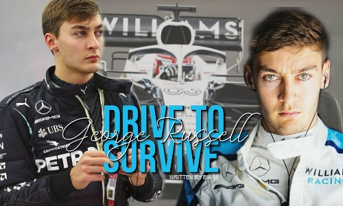 Drive to Survive – George Russell