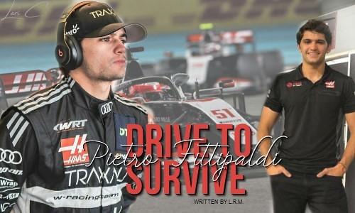 Drive to Survive – Pietro Fitipaldi