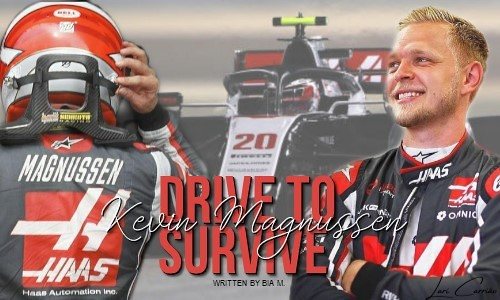 Drive to Survive – Kevin Magnussen